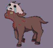 Cuddly Murder Goat - The Binding of Isaac Kids Tee