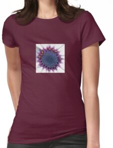 Stunning African Daisy Tropical Flower Macro Womens Fitted T-Shirt