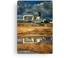 The Reflection Factory Canvas Print