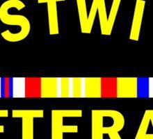 'Eastwick Veteran' Sticker