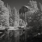 Yosemite,  Infrared by KOKOPEDAL