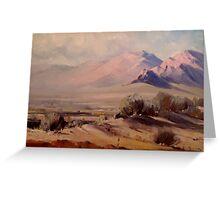 Palm Springs Desert 127 Greeting Card