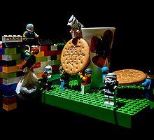 Teatime Robbers by mhfore