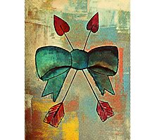 Bow Photographic Print