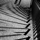Shadows on Steps by Mare7221