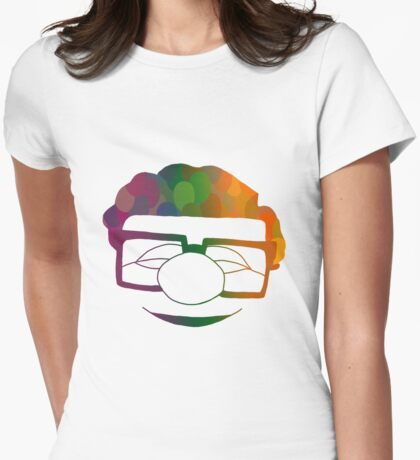 Carl Womens Fitted T-Shirt