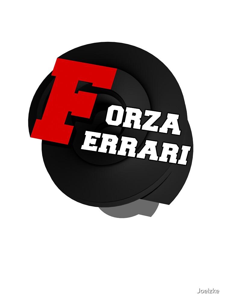 Forza Ferrari by Joelzke