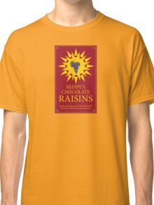 Reddy's Chocolate Raisins - Utopia Classic T-Shirt