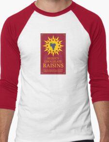 Reddy's Chocolate Raisins - Utopia Men's Baseball ¾ T-Shirt