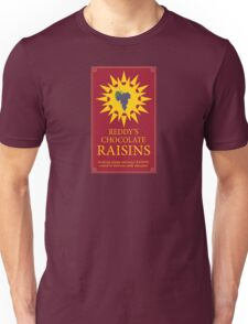 Reddy's Chocolate Raisins - Utopia Unisex T-Shirt