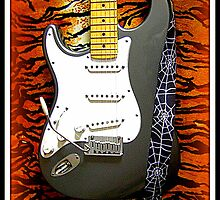 LH Eric Clapton Stratocaster Grey  by ©The Creative  Minds