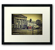 Macclesfield Framed Print