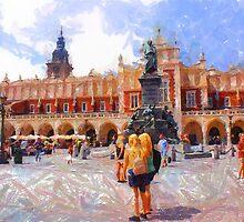 Cracovia main market by bogfl
