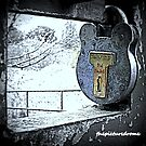 Padlock by thepicturedrome