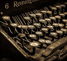 The keys to a good story. by Adam1965