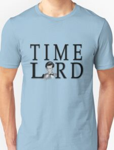 Matt Smith Time Lord T-Shirt