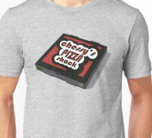 Chessy's Pizza f Unisex T-Shirt