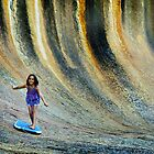 Riding the Wave by Peter Evans