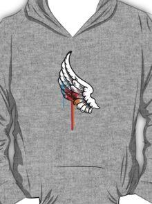 One Winged Nerd. T-Shirt
