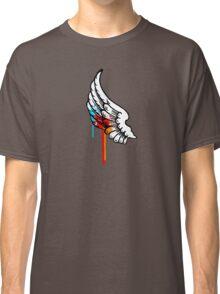 One Winged Nerd. Classic T-Shirt