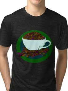 Bean-Addict! Tri-blend T-Shirt