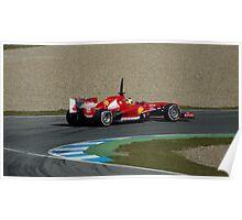 Ferrari Poster