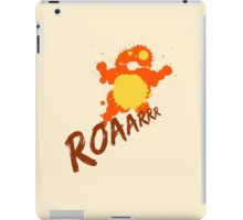 Roaring Monster  iPad Case/Skin