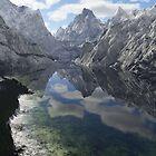 Rocky Wilderness by EthanMcFenton