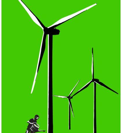 Wind Farm Sticker