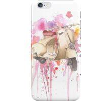 Vespa. iPhone Case/Skin