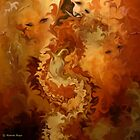 Indian summer- L'ETE INDIEN / Abstract by haya1812