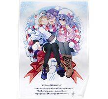 Neptunia 5th anniversary~ Poster