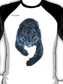 Blue Tiger T-Shirt