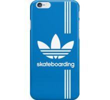 Adidas Skateboarding - Blue iPhone Case/Skin
