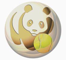Panda Tennis Kids Clothes