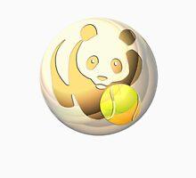 Panda Tennis Unisex T-Shirt