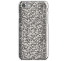 Gray and White Snake Skin iPhone Case/Skin