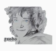 Frodo  by lauragr3