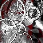 Bike Spokes by Michael Andersen