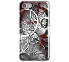 Bike Spokes iPhone Case/Skin
