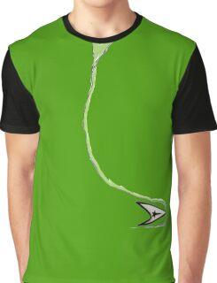 Star Trek TOS  Capt shirt Badge Graphic T-Shirt