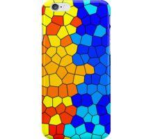 Hot vs Cold Mosaic iPhone Case/Skin