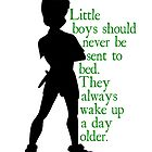 Peter Pan ~ Little boys by sweetsisters