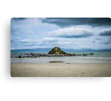 Monkey Island  NZ Canvas Print