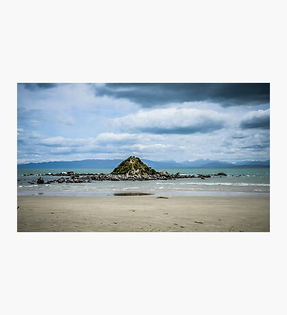 Monkey Island  NZ Photographic Print
