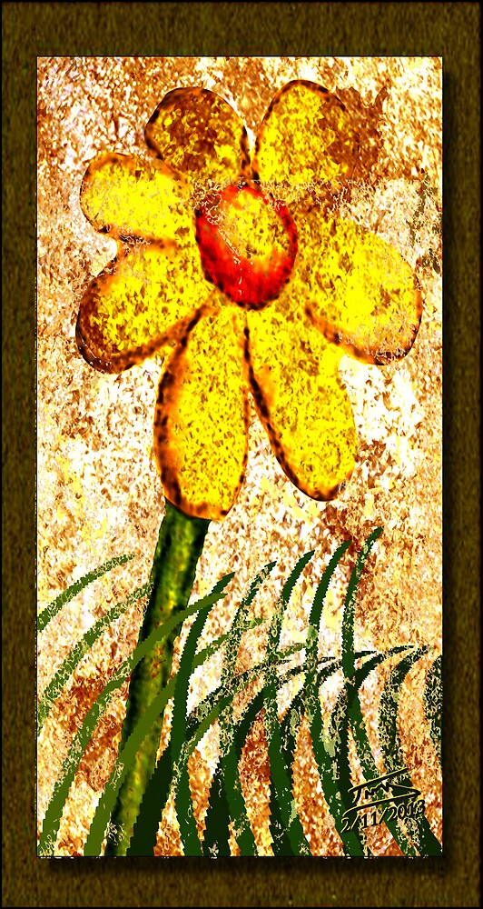 Flower by Troy Brown