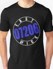 'Eastwick 07206' (w) Unisex T-Shirt