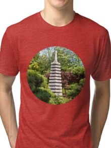 Japanese Garden Tri-blend T-Shirt