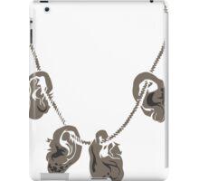 Daryl's Necklace iPad Case/Skin