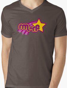 rm -rf * Mens V-Neck T-Shirt